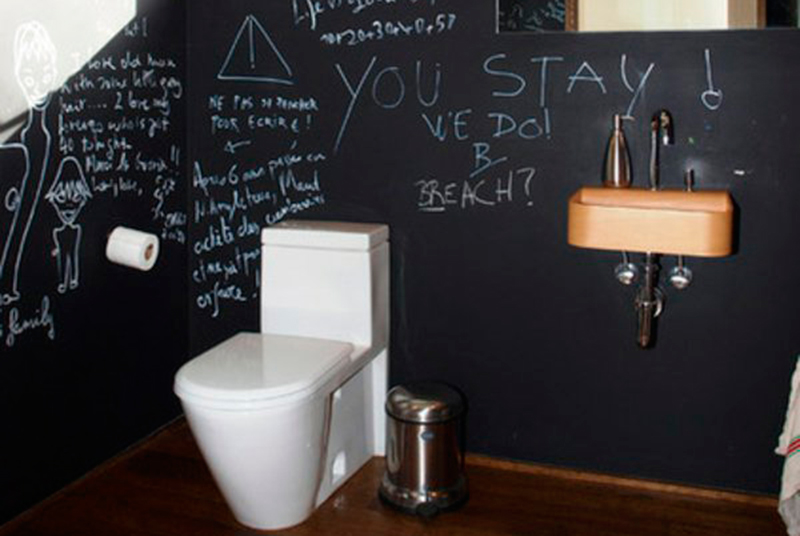 Badezimmer Anstrich Ideen : BadezimmerIdeenbadideencontemporarywandgestaltungtafel