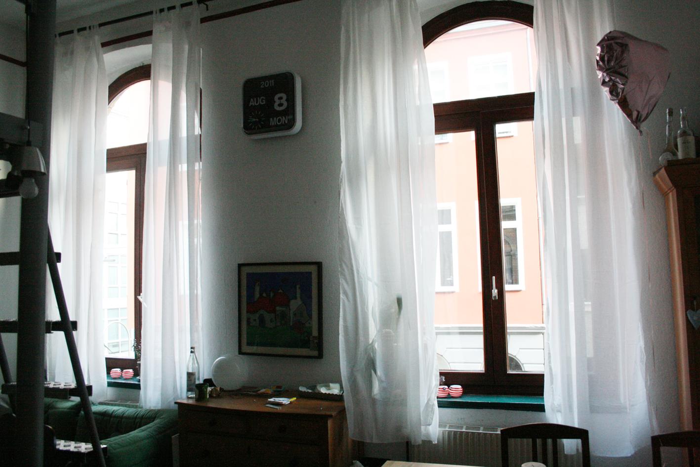 Berühmt Neue Vorhänge   a red apple MZ58